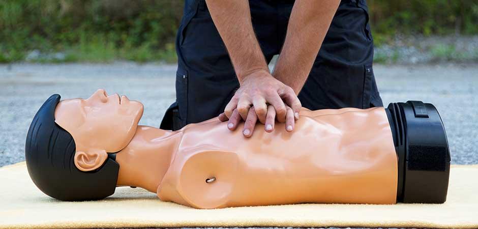 Førstehjælp - Førstehjælpskursus for virksomheder